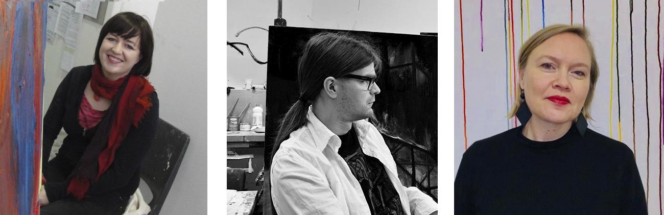 Paneelikeskustelu: Prosessi ja maalauksen materiaalisuus