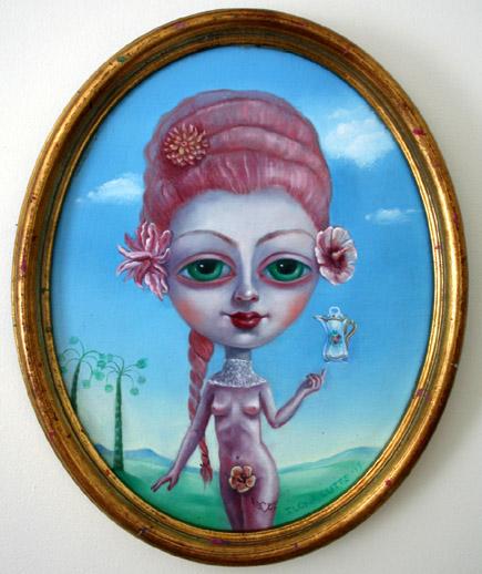 Vaaleanpunainen Afrodiitti