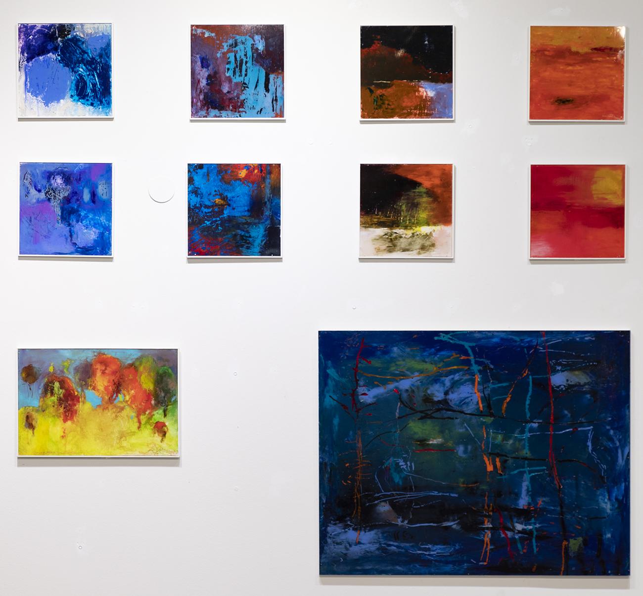 Huhtikuun kuukauden taiteilija: Eeva Tervala